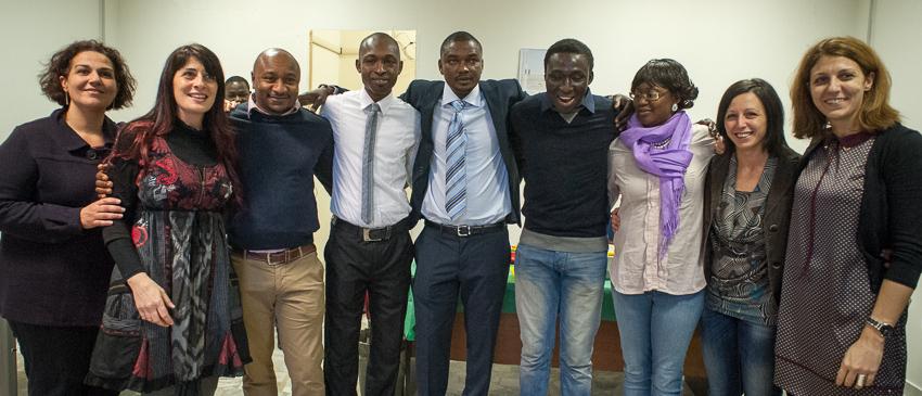 Re-Startup: 12 nuove cooperative di rifugiati. Evento di chiusura a Programma integra
