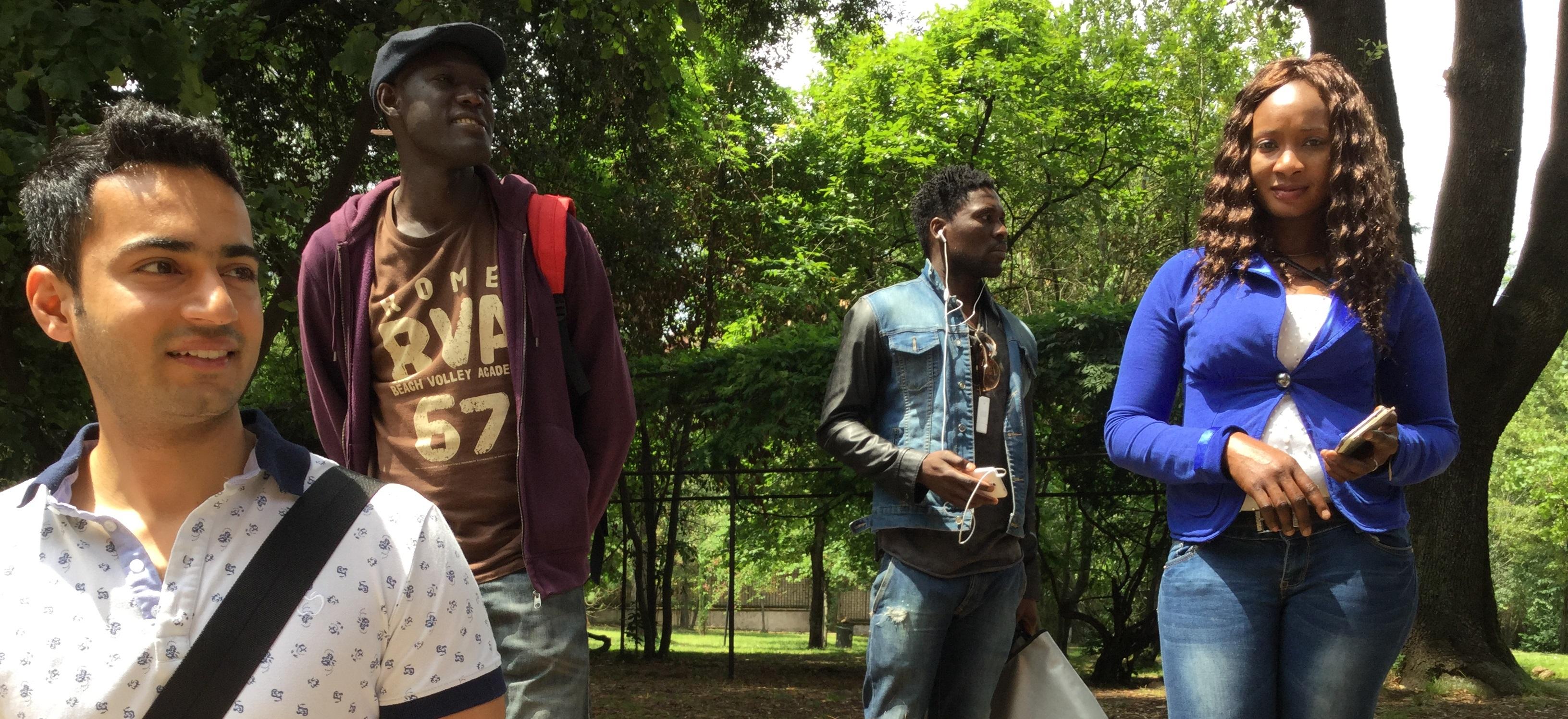 Accoglienza di rifugiati in famiglia: l'esperienza di Monterotondo