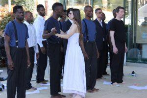 Rifugiati e Teatro: in occasione della festa dei Musei di Roma, in scena Impression d'Afrique