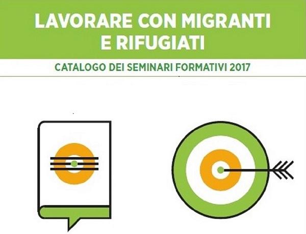 Lavorare con migranti e rifugiati: online il catalogo della formazione di Programma integra