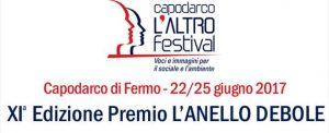 Cinema e sociale: torna a Fermo l'XI^ edizione di Capodarco L'altro Festival