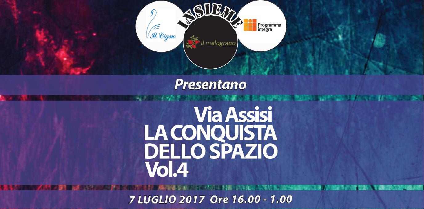 Via Assisi – La conquista dello spazio vol. 4: torna a Roma l'evento cittadino che racconta le storie di chi sta ai margini