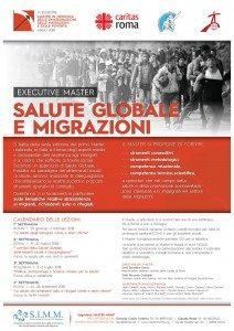 Roma: Executive Master in 'Salute Globale e Migrazioni'