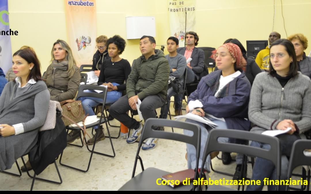 Alfabetizzazione finanziaria: corso gratuito a Roma