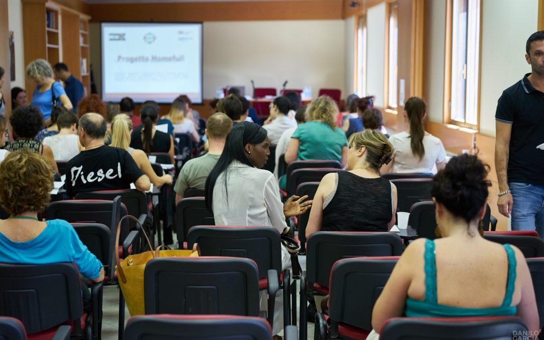 Seminario: Profili giuridici e strumenti pratici per l'assistenza legale dei richiedenti e titolari di protezione internazionale