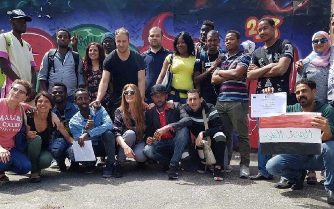 La lingua del lavoro: al via il nuovo corso di italiano dello Sportello Unico per l'Accoglienza Migranti di Roma Capitale