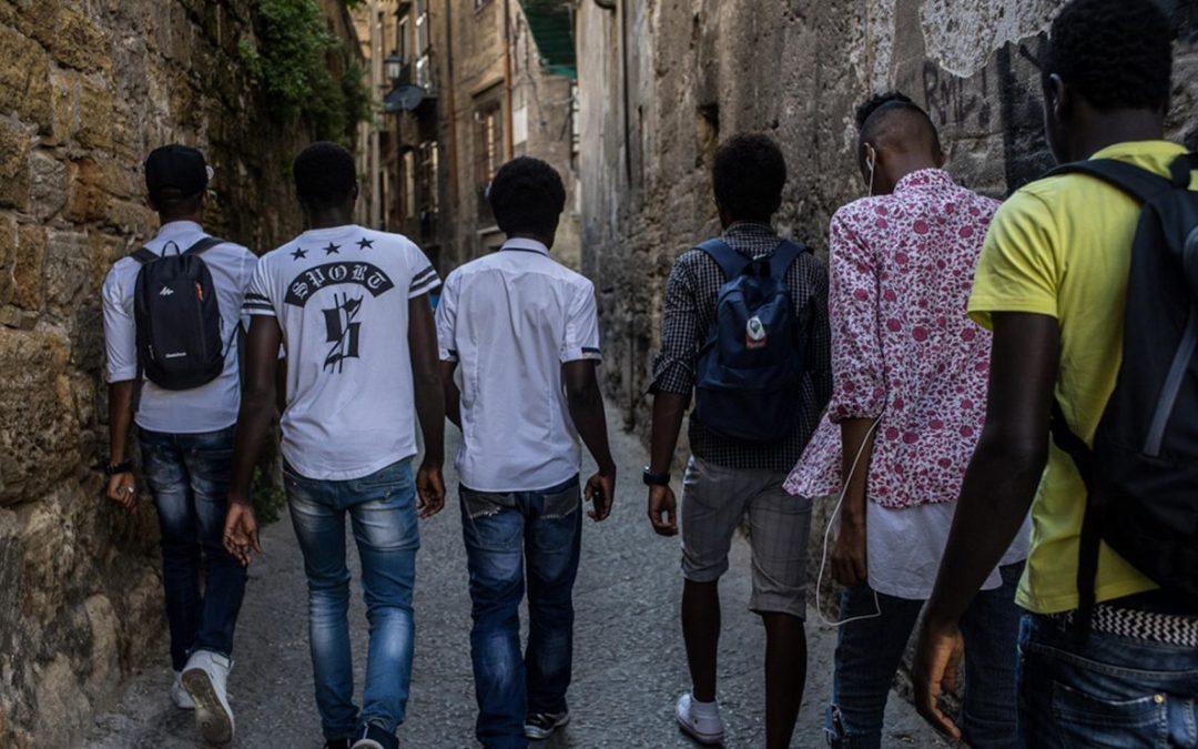 10 giovani migranti ospitati da aziende romane nei percorsi di tirocinio promossi da Programma integra grazie all'avviso PUOI