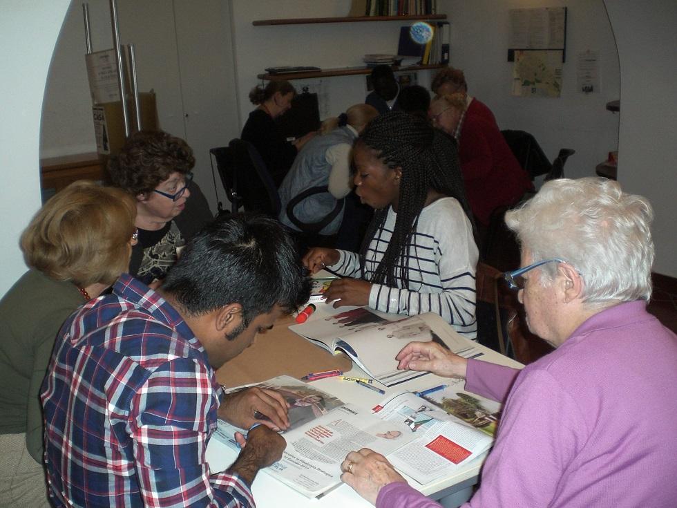 Homefull, progetto di cohousing: conclusi gli incontri tra giovani migranti e anziani romani