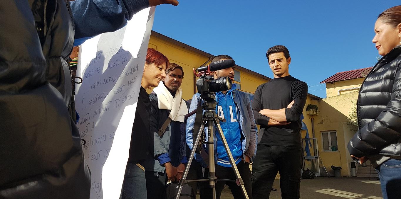 Intercultura: il docufilm Nero su Bianco conclude il corso di italiano 'Io mi racconto'
