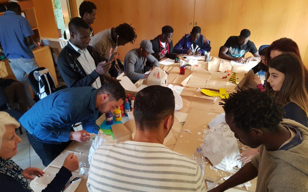 Lingua e integrazione: arrivano 4 nuovi corsi dal progetto PRILS Lazio