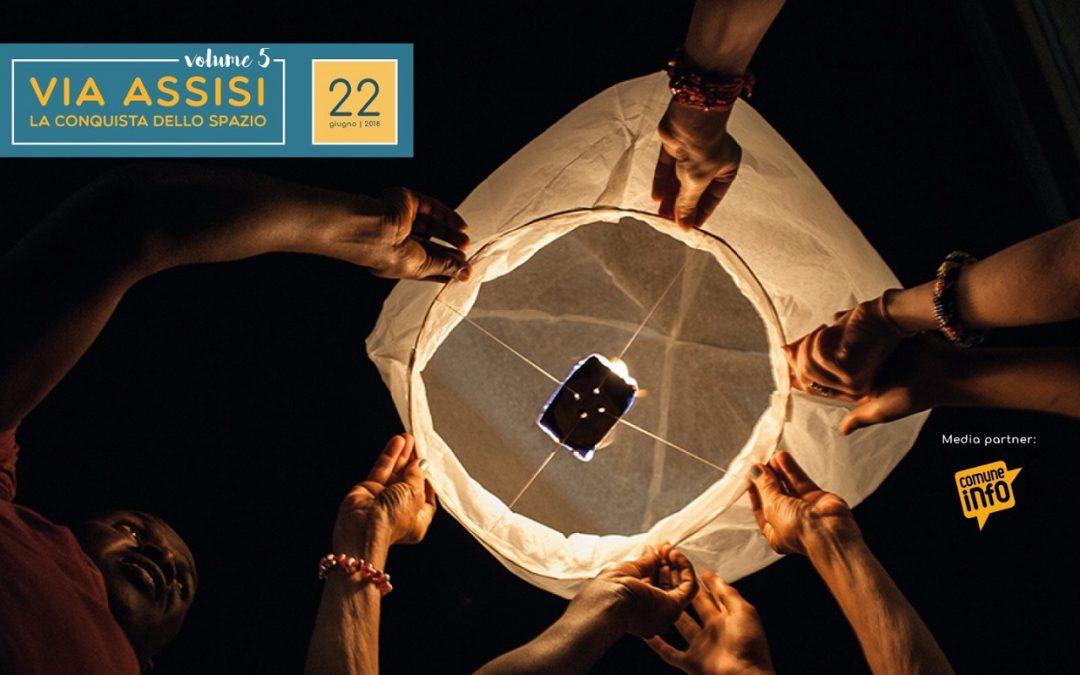 Via Assisi – La conquista dello spazio: a Roma la V^ edizione dell'evento cittadino che racconta le storie di chi sta ai margini