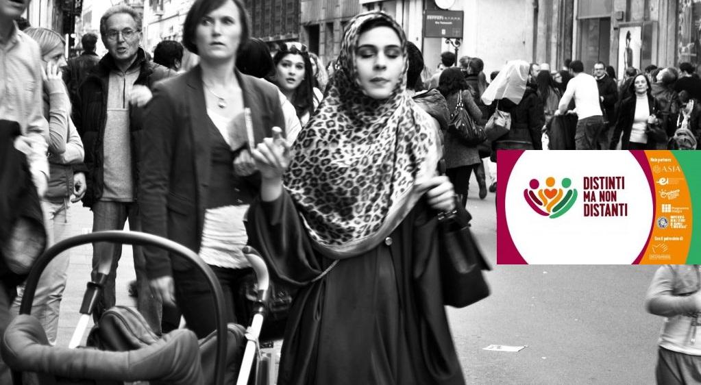 Raccontare le migrazioni: il progetto Distinti ma non distanti avvia la formazione per la FEM Human Library di Roma