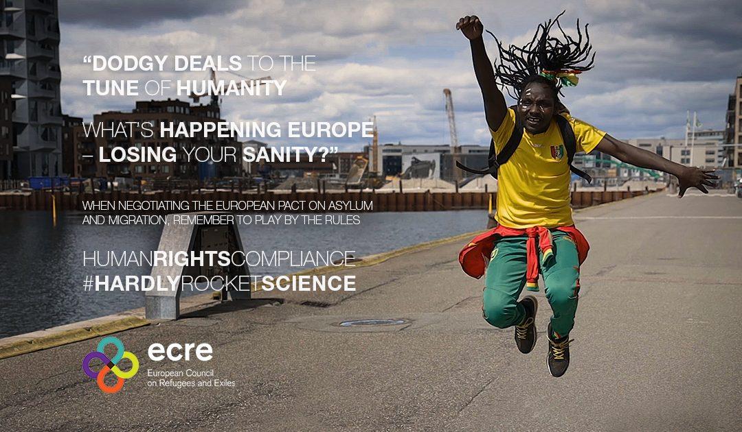 Programma integra aderisce a #hardlyrocketscience per promuovere un sistema di asilo basato sui diritti