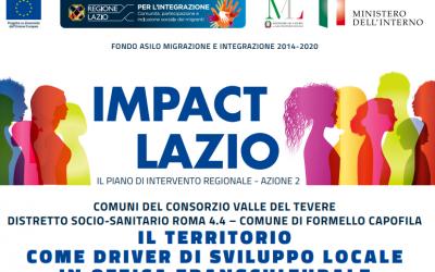 Il territorio come driver di sviluppo in ottica transculturale: online il Rapporto finale